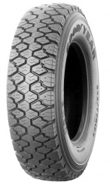 Резина GOODYEAR CARGO ULTRA GRIP G124